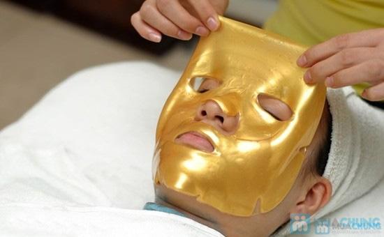 Massage mặt Serum Vitamin C và Collagen trắng hồng, mờ vết nhăn tại Spa Đẹp 360 độ - 1