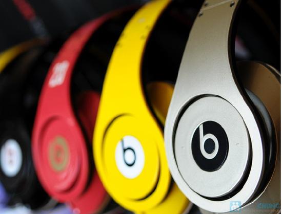 Khuấy động âm nhạc với Headphone MONSTER BEATS SOLO HD - 1
