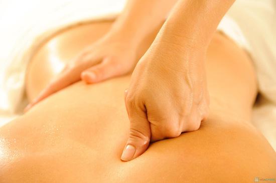 Chăm sóc da mặt kiểu Nhật hoặc massage body tinh dầu sả tại An An spa - 3