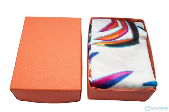 Combo Vải may áo dài + hộp quà - 5