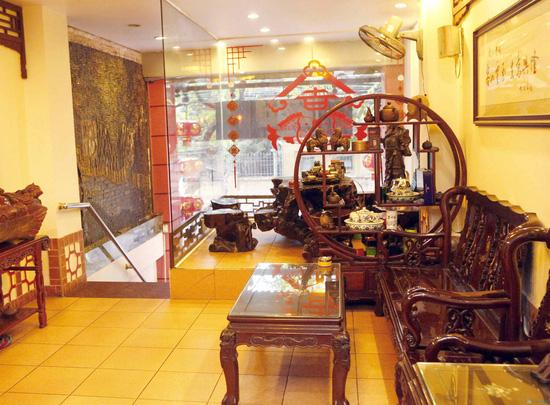 Set điểm tâm nhà hàng Đèn Lồng Đỏ - 4