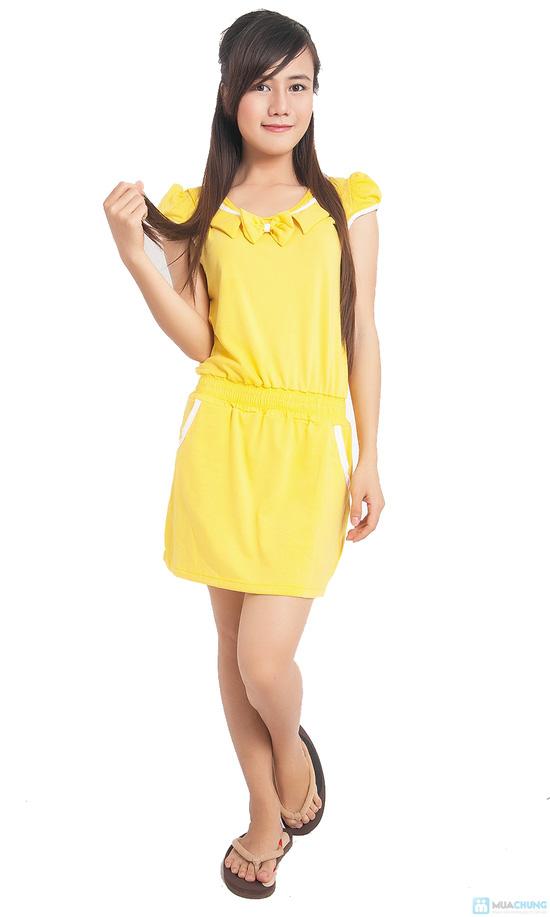 Đầm mặc nhà - 4