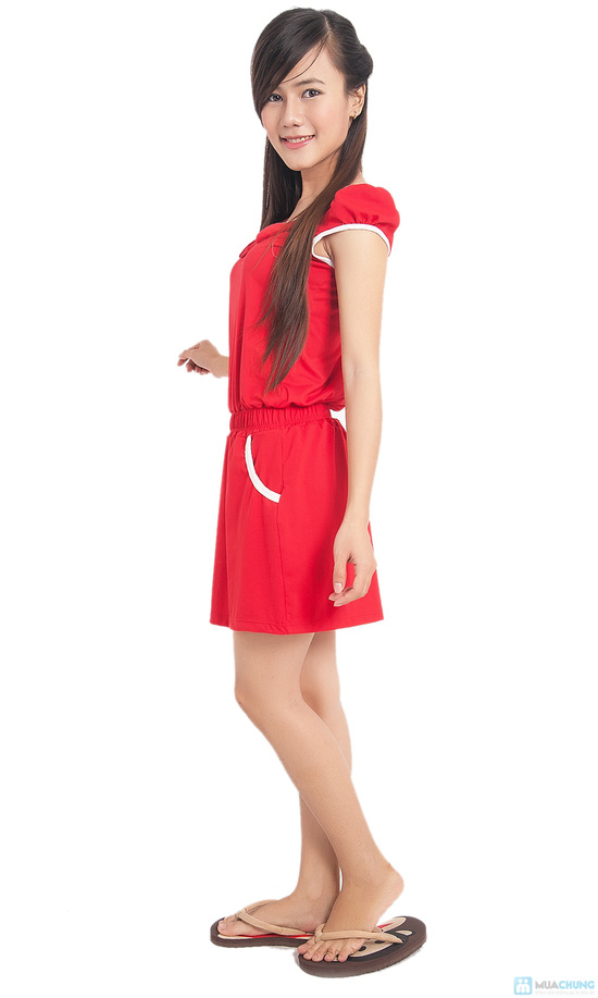 Đầm mặc nhà - 2