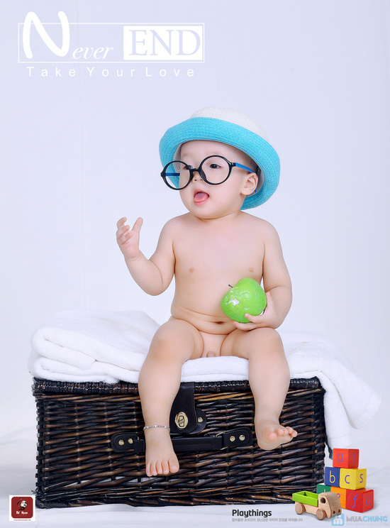 Gói chụp ảnh cho bé - 1