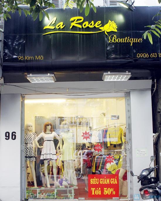 Thỏa sức shopping tại La Rose Boutique - 1