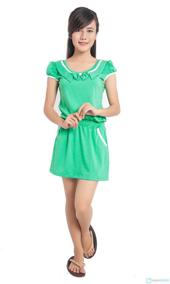 Đầm mặc nhà - 7