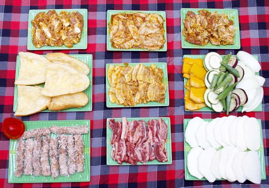 Set đồ nướng cho 4 người tại quán AKAY NƯỚNG - 2