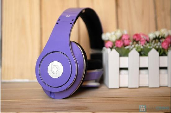 Khuấy động âm nhạc với Headphone MONSTER BEATS SOLO HD - 5