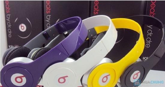 Khuấy động âm nhạc với Headphone MONSTER BEATS SOLO HD - 6