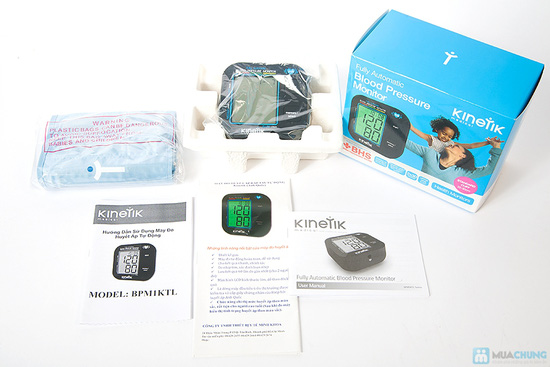 Máy đo huyết áp KINETIK MEDICAL - 2
