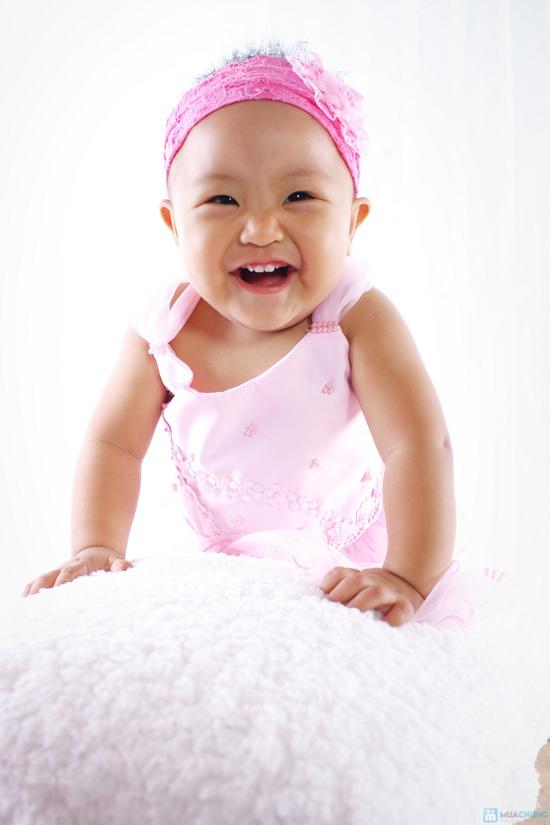 Tặng bé yêu những bức ảnh đẹp nhất với Gói chụp ảnh cho bé tại Mickey Studio - 2