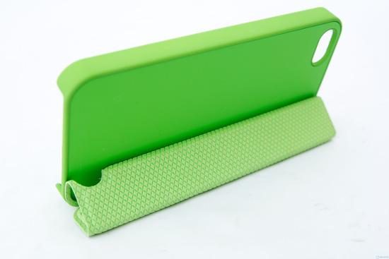 Bộ Flip Cover Iphone 5 (ốp lưng + đỡ lưng) - 5