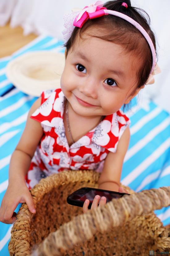 Tặng bé yêu những bức ảnh đẹp nhất với Gói chụp ảnh cho bé tại Mickey Studio - 22