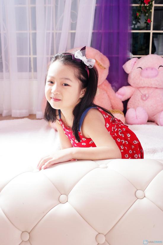 Tặng bé yêu những bức ảnh đẹp nhất với Gói chụp ảnh cho bé tại Mickey Studio - 25