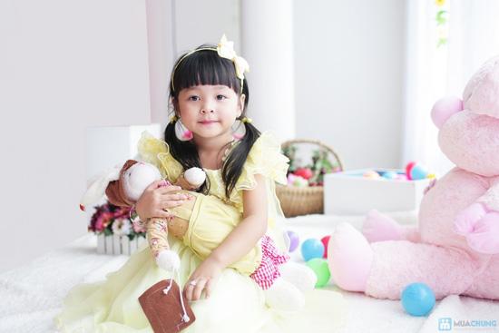Tặng bé yêu những bức ảnh đẹp nhất với Gói chụp ảnh cho bé tại Mickey Studio - 27