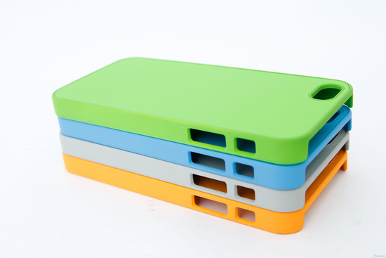 Bộ Flip Cover Iphone 5 (ốp lưng + đỡ lưng) - 6