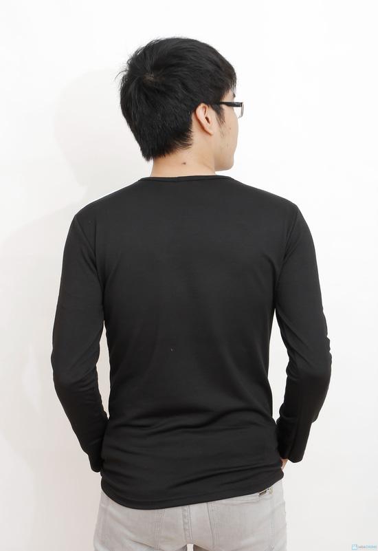 combo 2 áo cotton cho nam - 7