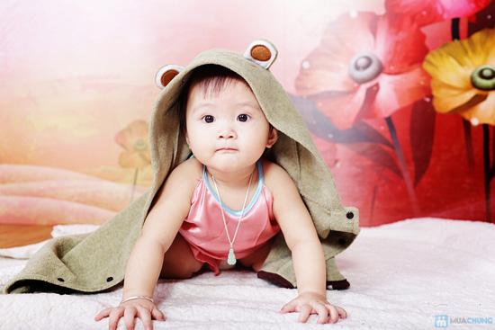 Tặng bé yêu những bức ảnh đẹp nhất với Gói chụp ảnh cho bé tại Mickey Studio - 9