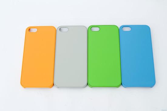 Bộ Flip Cover Iphone 5 (ốp lưng + đỡ lưng) - 1