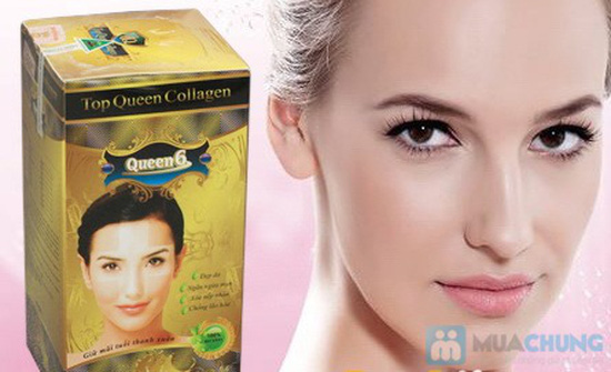 Viên uống đẹp da Collagen Queen 6 - 1