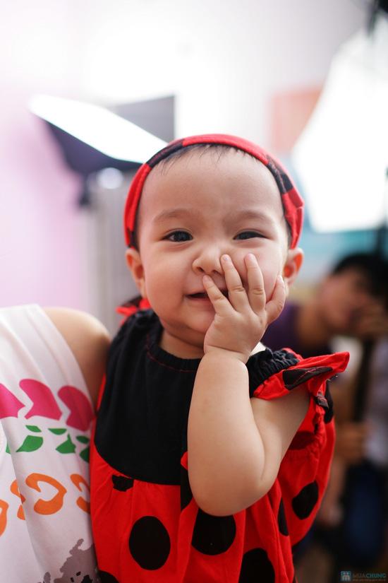 Tặng bé yêu những bức ảnh đẹp nhất với Gói chụp ảnh cho bé tại Mickey Studio - 23
