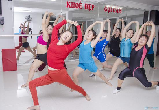Lựa chọn Khóa học thẩm mỹ hoặc Yoga tại trung tâm của HLV Đinh Hồng Sơn - Chỉ với 200.000đ - 7