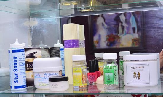 Lựa chọn massage mặt hoặc body tại Salon Đinh Ngọc Diệp - 8