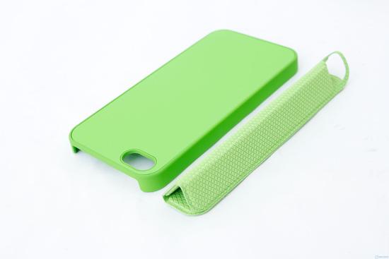 Bộ Flip Cover Iphone 5 (ốp lưng + đỡ lưng) - 3