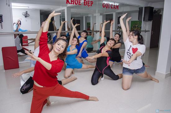 Lựa chọn Khóa học thẩm mỹ hoặc Yoga tại trung tâm của HLV Đinh Hồng Sơn - Chỉ với 200.000đ - 9