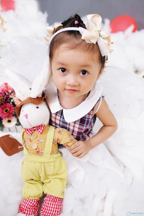 Tặng bé yêu những bức ảnh đẹp nhất với Gói chụp ảnh cho bé tại Mickey Studio - 20