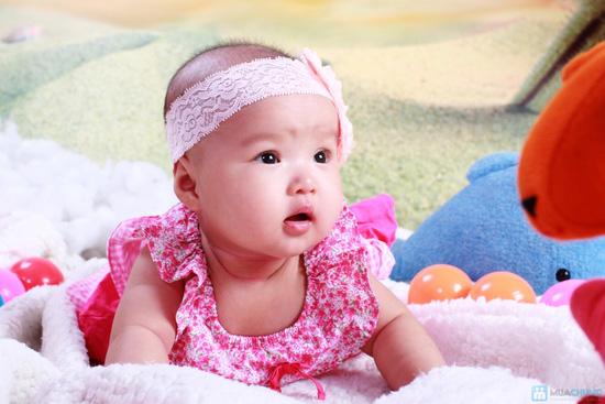 Tặng bé yêu những bức ảnh đẹp nhất với Gói chụp ảnh cho bé tại Mickey Studio - 15