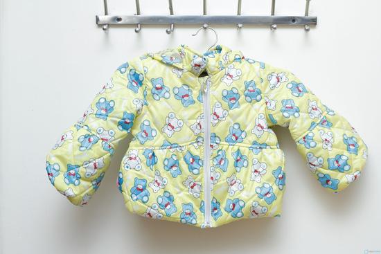 áo khoác ngộ nghĩnh cho bé yêu - 7