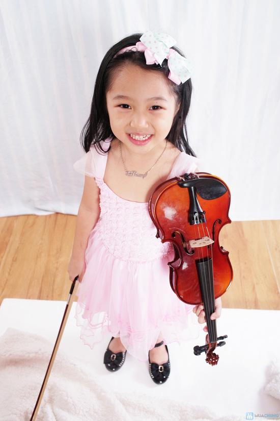 Tặng bé yêu những bức ảnh đẹp nhất với Gói chụp ảnh cho bé tại Mickey Studio - 26