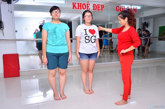 Lựa chọn Khóa học thẩm mỹ hoặc Yoga tại trung tâm của HLV Đinh Hồng Sơn - Chỉ với 200.000đ - 10