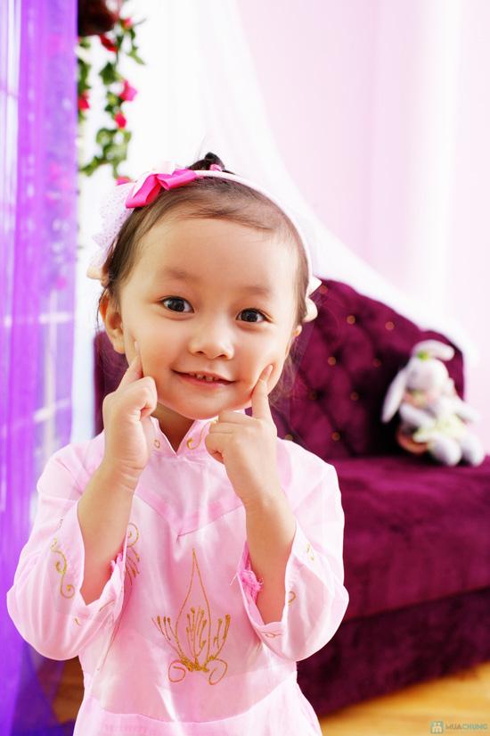 Tặng bé yêu những bức ảnh đẹp nhất với Gói chụp ảnh cho bé tại Mickey Studio - 21