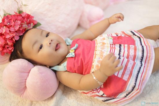 Tặng bé yêu những bức ảnh đẹp nhất với Gói chụp ảnh cho bé tại Mickey Studio - 7