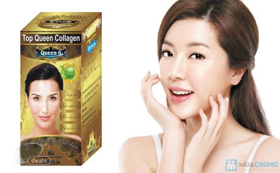 Viên uống đẹp da Collagen Queen 6 - 2