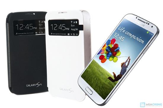 Bao Da Galaxy S4 Cảm Ứng - 8