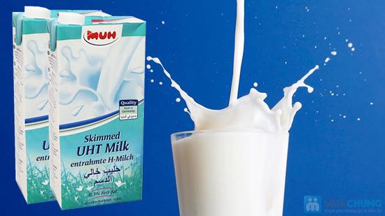 Sữa tiệt trùng ít béo - MUH Semi Skimmed UHT Milk ( 6 lít ) - 4