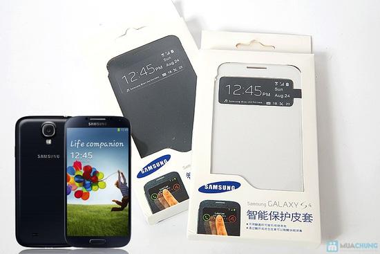 Bao Da Galaxy S4 Cảm Ứng - 1