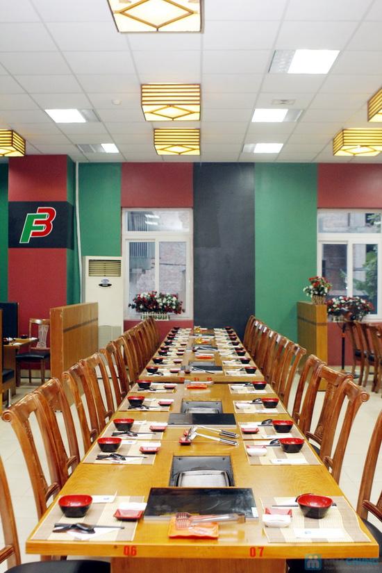 Buffet lẩu nướng F3 ngon đúng điệu - 7