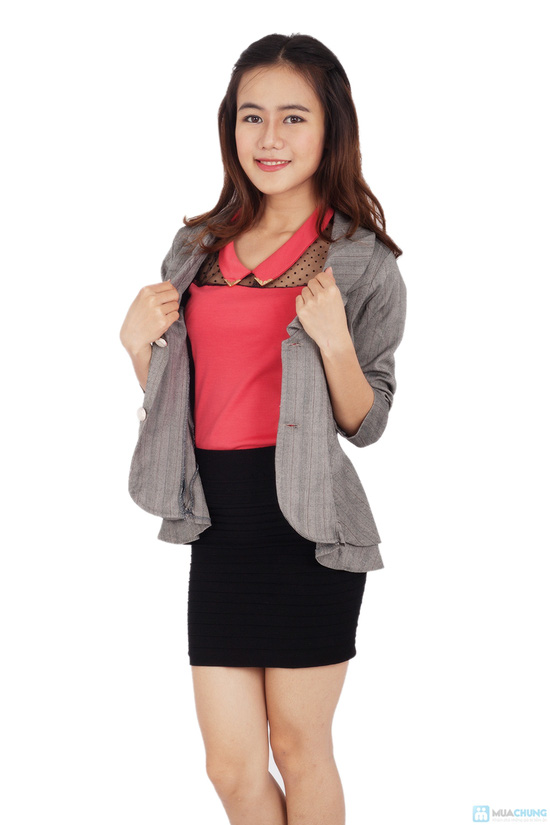 Áo vest thời trang nữ - 3