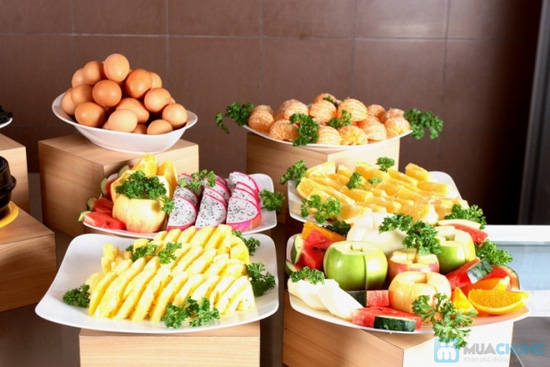 Buffet nướng và lẩu không khói Seoul Garden - Buffet trưa - 3