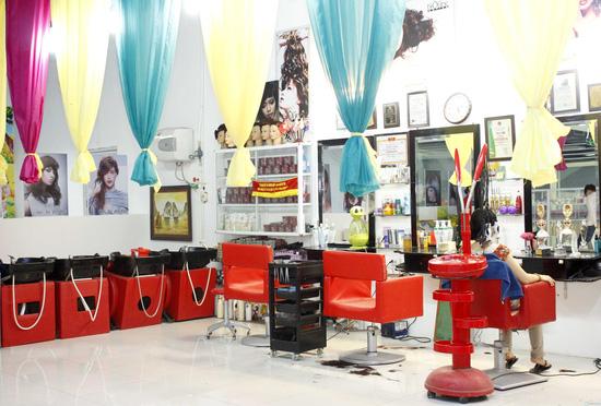 Làm tóc Salon Anh Khôi - 4