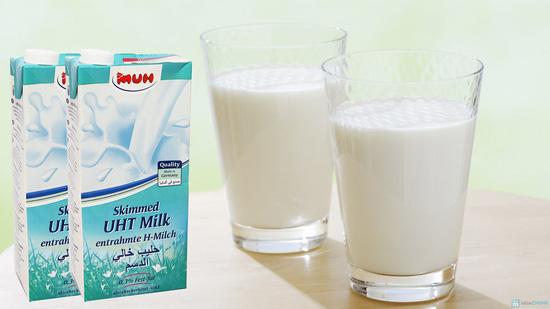 Sữa tiệt trùng ít béo - MUH Semi Skimmed UHT Milk ( 6 lít ) - 5
