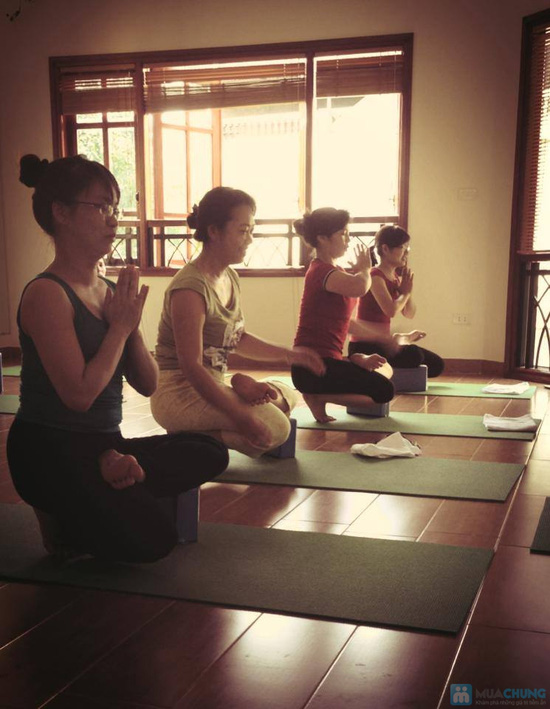 KHỎE ĐẸP HƠN CÙNG YOGA,BELLY DANCE,SEXY DANCE tại Tâm Yên Yoga & Dance - 8
