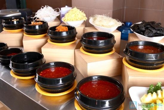 Buffet nướng và lẩu không khói Seoul Garden - Buffet trưa - 7