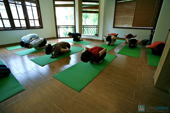 KHỎE ĐẸP HƠN CÙNG YOGA,BELLY DANCE,SEXY DANCE tại Tâm Yên Yoga & Dance - 7