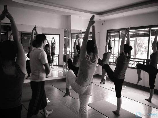 KHỎE ĐẸP HƠN CÙNG YOGA,BELLY DANCE,SEXY DANCE tại Tâm Yên Yoga & Dance - 9