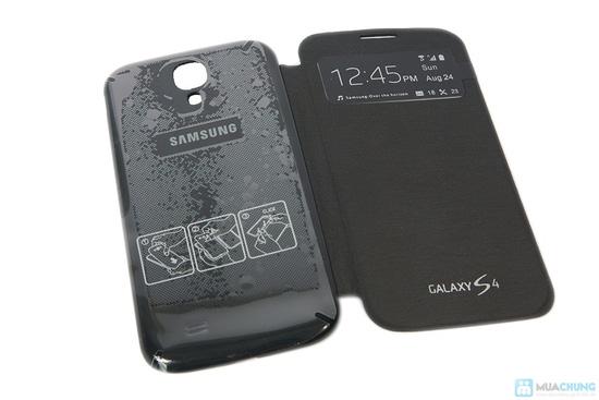 Bao Da Galaxy S4 Cảm Ứng - 5